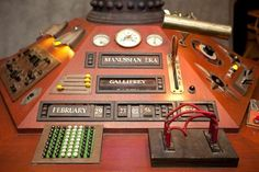 Doctor Who Fans Refurbish TARDIS Console From 1996 Movie for Gallifrey One Convention