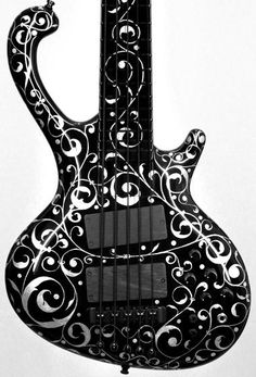 Jens Ritter Roya -  I can admire  Jens Ritter's build quality, but some of the designs leave me a little doubtful - HOWEVER, this thing is so over the top, I'm not sure I'd want to play it, or just sit and look at it....K