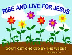 Children's Sunday School Bulletin