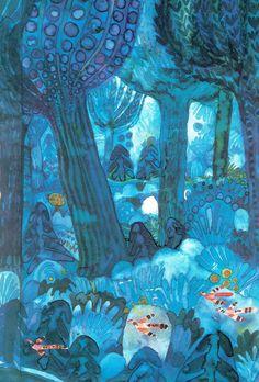 L'ultimo albero. Stepan Zavrel. è    un libro Bohem. 1977.