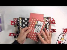 Miss Kate Cuttables and Xyron Blog Hop - YouTube