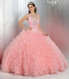 Q by DaVinci Quinceanera Dress Style 80285