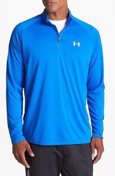 Under Armour 'Tech' Quarter Zip Pullover | Nordstrom