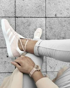 6a96805f8c1d Sneaker Light Pink Adidas Shoes