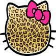 Leopard Print Kitty
