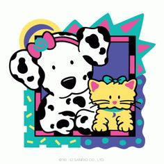 I had a Spottie Dottie book bag before I even knew what Sanrio was. An obsession with said company of characters would soon follow 9 years later as a high schooler.