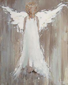 Wood Plank Art, Angel Drawing, Christian Artwork, Flamingo Art, Angel Pictures, Christmas Paintings, Angel Art, Whimsical Art, Pictures To Paint