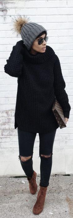 Beanie / Fashion By Kyrzayda