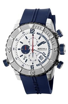 Brera 'Sottomarino' Chronograph Diver Watch, 48mm available at #Nordstrom