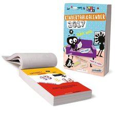 Onze Taal/Kindertaal scheurkalender 2017