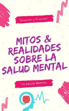 #MitosvsRealidad  -Salud Mental-