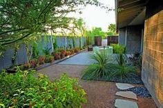 Easy Desert Landscaping Tips That Will Help You Design A Beautiful Yard Desert Landscaping Backyard, Landscaping With Rocks, Modern Landscaping, Landscaping Ideas, Arizona Landscaping, Backyard Ideas, Modern Patio, Garden Ideas, Outdoor Ideas