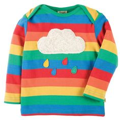 Frugi - Rainbow Cloud top image