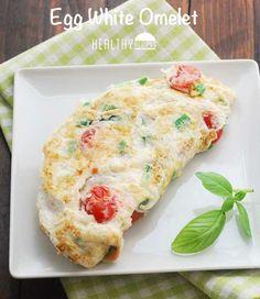 9 Best Egg White Omelette Images Healthy Food Breakfast Eating