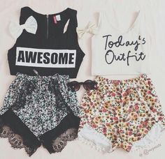 Daily New Fashions : Awesome Today's Outfits :)