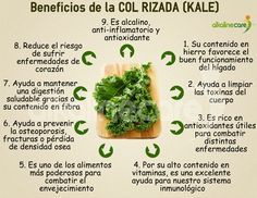 Salud and Kale on Pinterest