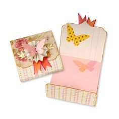 Sizzix - Favorite Things Collection - Bigz L Die - Notepad Cover at Scrapbook.com