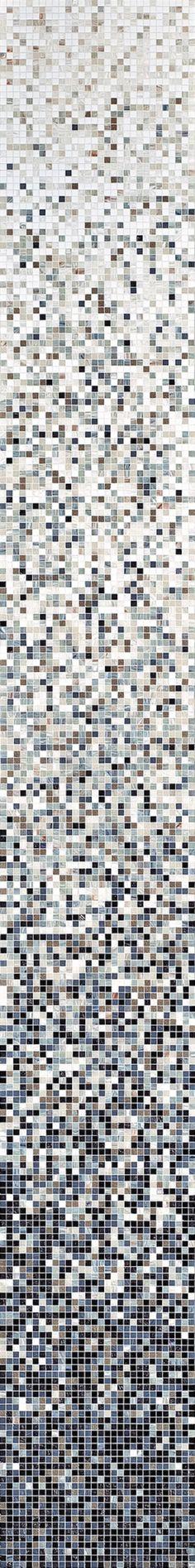#Bisazza #Sfumature #Miscele 1x1 cm Caprifoglio | #Vetro | su #casaebagno.it a 247 Euro/collo | #mosaico #bagno #cucina