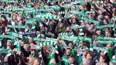 Bundesliga - Werders Klassenerhalt gehört dem Publikum - Sport - Süddeutsche.de