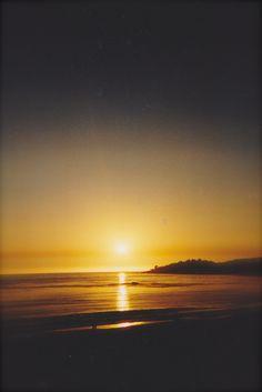 Carmel, CA Sunset