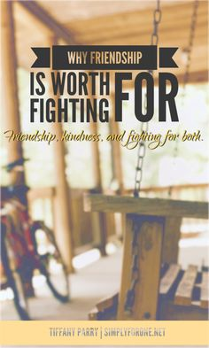 Friendship can feel hard, especially if you wear the bruises of past hurt and disappointment. But sometimes, the real reward is in giving, not receiving. | Friendship | Faith | Hope | Encouragement | {www.simplyforone.net} http://wp.me/p2v8DX-MI