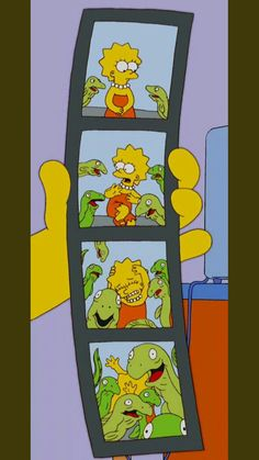 'I never want to go back to that mall. There were eels in the photo booth.' Homer, Don't Hammer Em'. Lisa Simpson, Simpson Wave, Simpsons Tattoo, Simpsons Drawings, Simpsons Quotes, The Simpsons, Simpson Wallpaper Iphone, Cartoon Wallpaper, Cartoon Icons