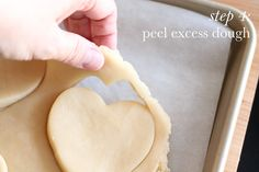 Easy & Amazing Sugar Cookies - Coordinately Yours by Julie Blanner entertaining & design that celebrates life
