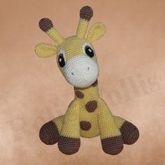 Amigurumi Giraffe Kara
