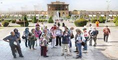 ایران کا ویزہ لینے کے لیے امریکی سیاح ٹوٹ پڑے