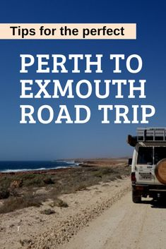 Perth to Exmouth Road Trip - here's all you need to know for an awesome drive - West Australian Explorer