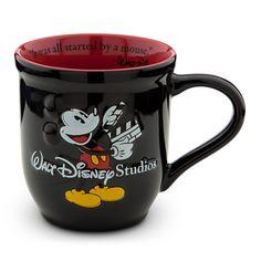 Walt Disney Studios Mickey Mouse Mug