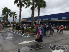 ikea hundreds of shoppers evacuated from ikea in orlando clientes foram evacuados da loja ikea