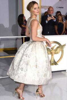 Quer ser uma noiva descolada, moderna, sem perder o charme e a essência majestosa? Inspire-se em Jennifer Lawrence. Veja mais: http://yeswedding.com.br/pt/antena-yes/post/jennifer-lawrence-de-dior