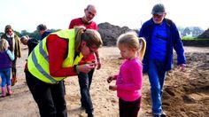 Overijssel Dalfsen VIDEO Dag van de archeologie Hats, Hat