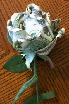 #PeopleLikeThis How to Make a Money Rose