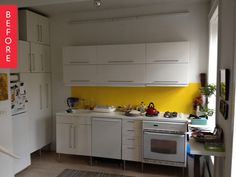 Before & After: These Little Kitchen Changes Made a Big Difference — Sweeten | Apartment Therapy