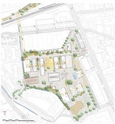 Riuso di area industriale - Concorso di idee con Remo Dorigati, OdA Associati e Area22f - 2013 - 02
