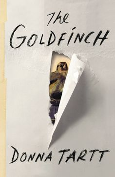 The Goldfinch, design by Keith Hayes   50 Covers for 2013   The Casual Optimist