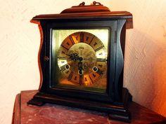 ESKA - Antigo Relógio Carrilhão alemão de marca ESKA, d..