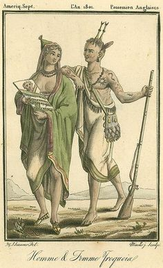 nouvelle france 1645 - Recherche Google Quebec, Life Questions, This Or That Questions, European Fashion, European Style, Iroquois, Canada, First Nations, American Indians