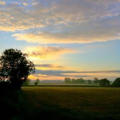 Early morning beauty in Lincolnshire