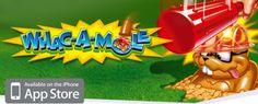 L'app della settimana scelta da Apple è: Whac A Mole