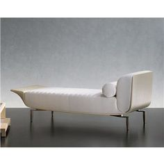 Giorgetti YFI Chaise Lounge - Style # 68290, Modern Daybeds - Modern Chaise Longue | SWITCHmodern.com