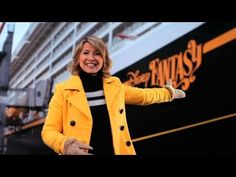 Thanks for the tour Samantha Brown! Can't wait to step aboard in just a few days!