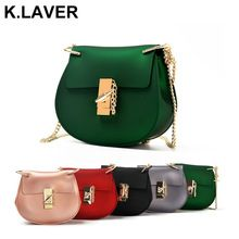 K.LAVER Women s Chains Casual Clutch Handbags Crossbody Bags For Women  Messenger Bags Bolsa Brand Female Tote Shoulder Bag Purse-in Shoulder Bags  from ... 9a0231a5f9d59