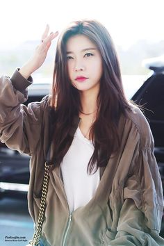 Sojin // Girl's Day