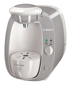 Look what I found on #zulily! Gray Bosch T20 Beverage System & Coffee Brewer by TASSIMO #zulilyfinds