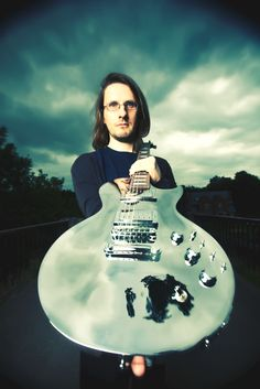 The very wonderful Mr Steven Wilson