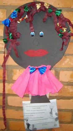 Resultado de imagem para bonecas abayomi como fazer
