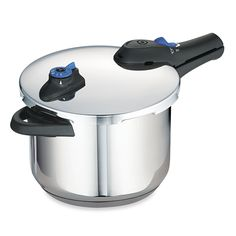 Tramontina® Style 6.3-Quart Stainless Steel Pressure Cooker